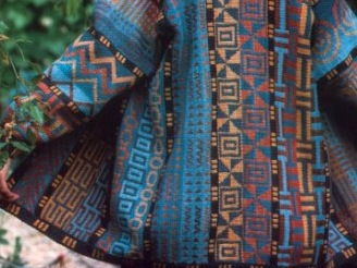 Tribal Mosaic Jacket
